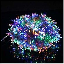 KELITE 2000 LEDs 100m String Lights, 8 Lighting