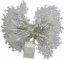 KELITE LED Snow Light Fairy Lights Waterproof 8