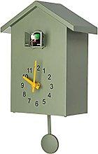 KELITINAus Modern Cuckoo Clock Cuckoo Wall Clock,