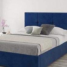 Kellen Upholstered Headboard Brambly Cottage Size: