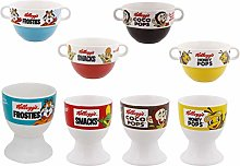 Kellogg`s Cereal Bowl Egg Cup Cups Retro Vintage