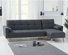 Kelsie Sleeper Corner Sofa Isabelline