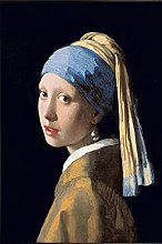 Kemeinuo Art Print The Girl with a Pearl Earring