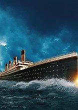 Kemeinuo Art Print The Titanic ART POSTER