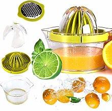 KEMOO Manual Juicer Lemon Squeezers,