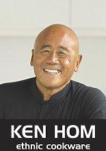 Ken Hom Cookware Range