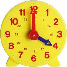 kengb 10cm Geared Mini-Clocks,Teaching Aids