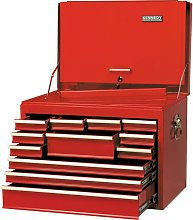Kennedy-Pro Red 12-Drawer Extra Deep Tool Chest