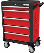 Kennedy-Pro RED-28' 5 Drawer Professional