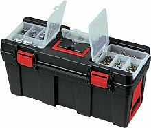 Kennedy TTW650 Tool Box with Tote Tray & Wheels