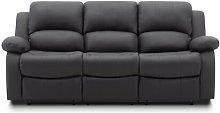 Kennison 3 Seater Reclining Sofa Ebern Designs