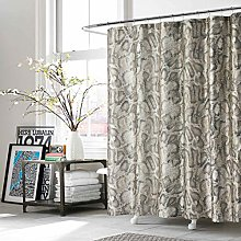 Kensie shower curtain, Taupe, 70x72