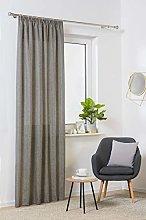 Kent Curtain Taupe