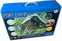 Kentan Fort Building Kit 158pieces Kids Fort