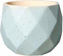 Kentop 1Pcs Ceramics Desk Accessory Outdoor Indoor