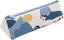 Kentop Triangular Stationery Bag Pencil Case