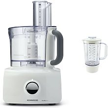 Kenwood FDP641WH Multipro Home Food Processor -