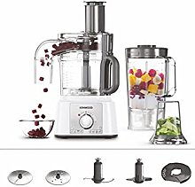 Kenwood FDP65.860WH food processor with 9