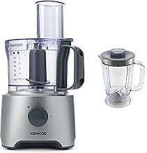 Kenwood Food Processor, 2.1 Litre Bowl, 1.2 Litre