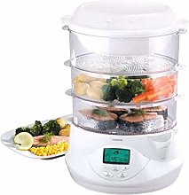 Kenwood FS460 900W 3 tier electronic food steamer