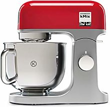 Kenwood KMX750RD Stand Mixer, 1000 W, Red