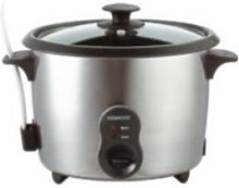 kenwood RC417 Rice Cooker - Chrome