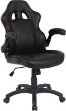 Kenzig Racing Chair, Black
