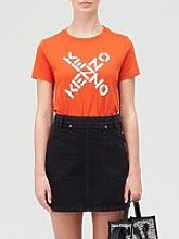 Kenzo Sport Classic Logo T-Shirt - Red