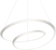 Kepler Uplight LED Pendant - / Ø 110 cm by Nemo