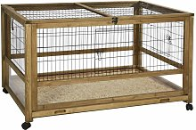 Kerbl Small Animal Cage for Indoor Space 116x75x70