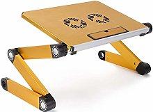 KEREITH Portable Adjustable Aluminum Laptop