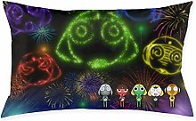 Keroro1pc Room, Sofa Pillowcase, Rectangle Zipper