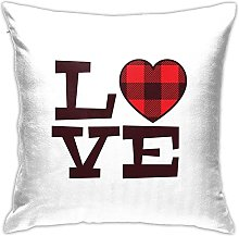 KEROTA Pillow Covers Throw Cover Cases For Couch