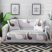 KERQICER Sofa Covers 1-4 Seater Love Seat Covers