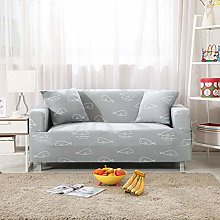 KERQICER Sofa Covers Stretch Fabric Settee Cover