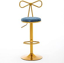 kerryshop bar chair Bar Chair Golden Rotatable