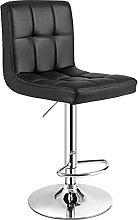 kerryshop bar chair Bar Stool Adjustable Swivel