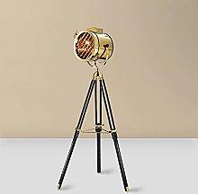 kerryshop Floor Lamp Industrial Tripod Floor Lamp