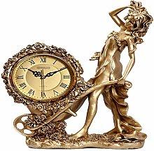 kerryshop Table Clocks Desk Clock Home Desktop