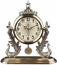 kerryshop Table Clocks Table Clock With Pendulum