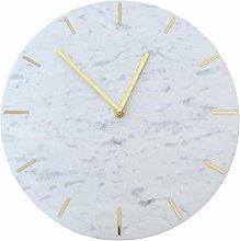 kerryshop Wall Clock Nordic Marble Wall Clock
