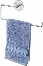 KES Kitchen Roll Holder Self Adhesive Wall Mounted