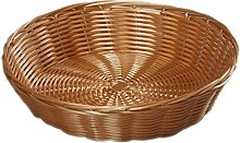 Kesper 17830 Round Mesh Bread Basket, Plastic,