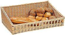 Kesper 19601 Willow Bread Basket, Multi-Ply,