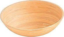 Kesper 63030 Bamboo Nature Fruit Basket 30 x 30 x
