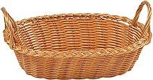 Kesper Bread basket with handle of plastic mesh