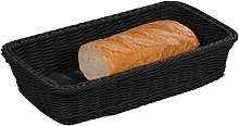 Kesper Bread & Fruit Basket square of Full plastic