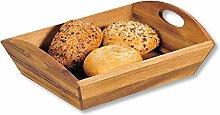 Kesper Bread-Storage Basket 31,5x23x9cm of Acacia,