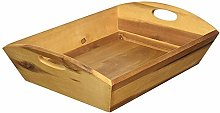 Kesper Bread-Storage Basket 38x27,5x10,5cm of