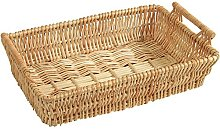 Kesper Fruit/Bread Basket, Multi-Ply, Willow